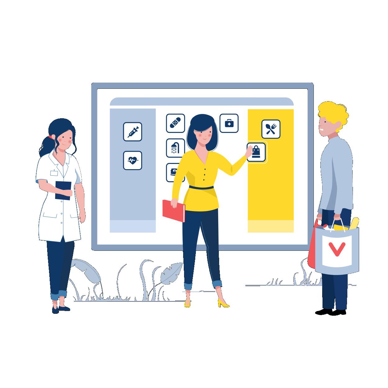 Tourenerstellung in Pflegesoftware: Schritt-für-Schritt